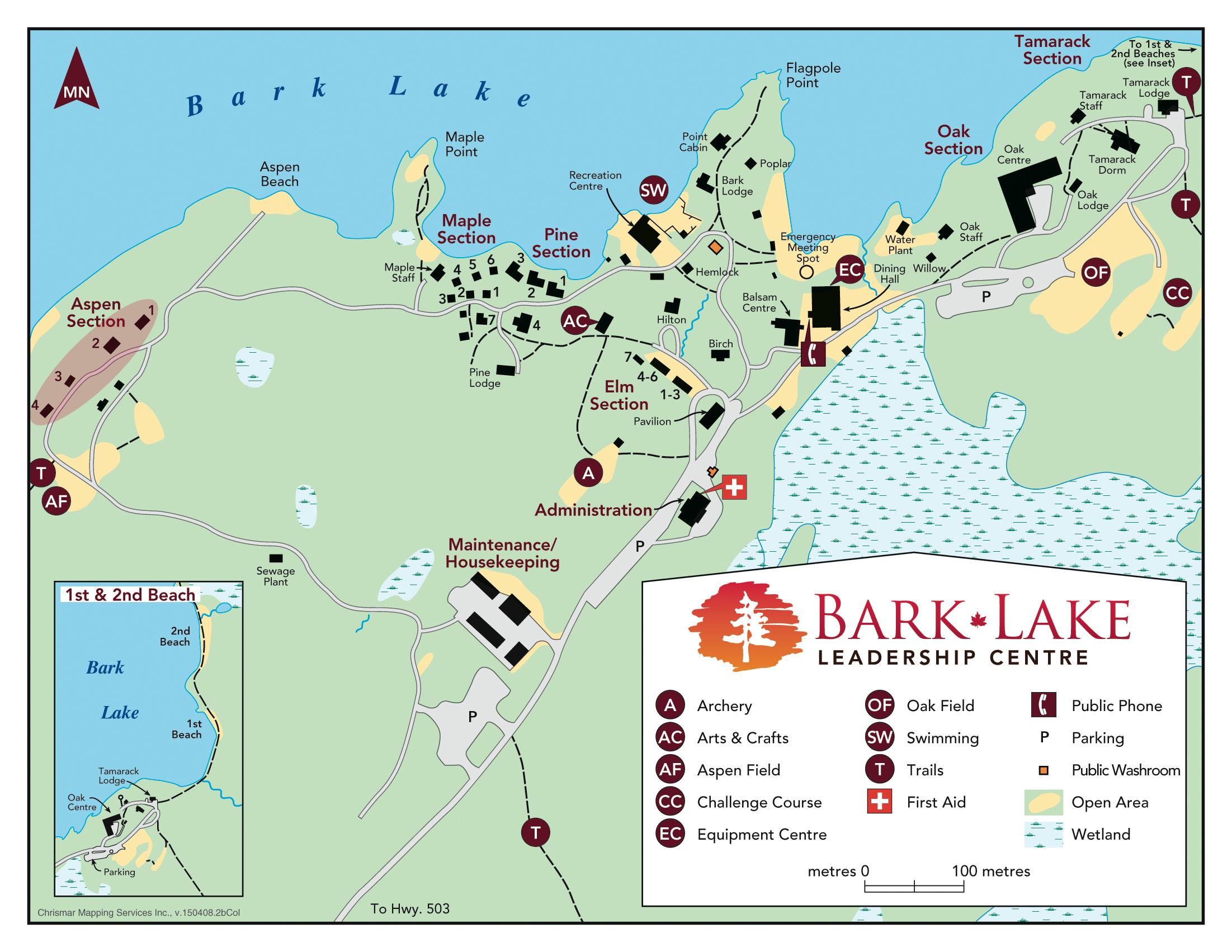 Cottage Rentals At Bark Lake Bark Lake Leadership And