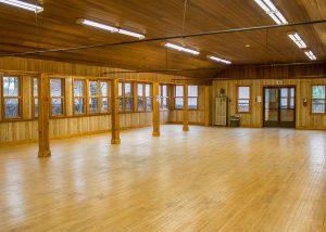 Balsam Centre at Bark Lake Leadership Centre