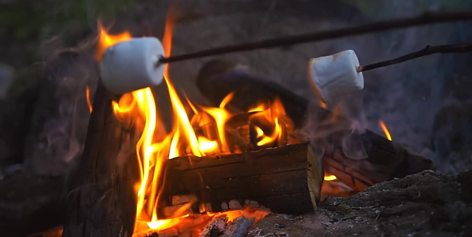 Welcome to Bark Lake Leadership Centre Your Wilderness Adventure enjoy a campfire