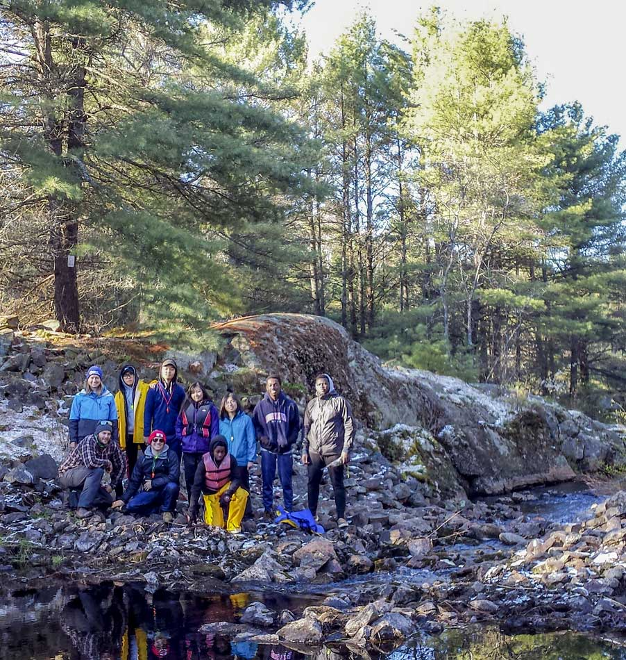 Out Trip Learn to Camp at Bark Lake Leadership and Conference Centre