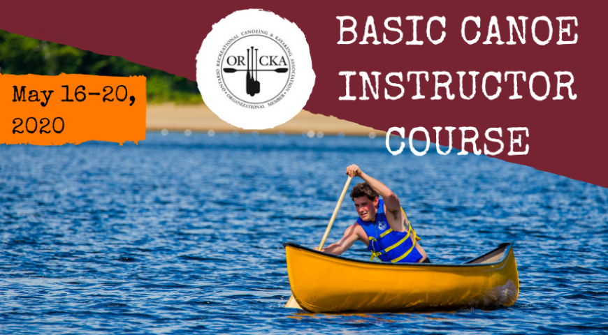 Basic Canoe Instructor Course (1)