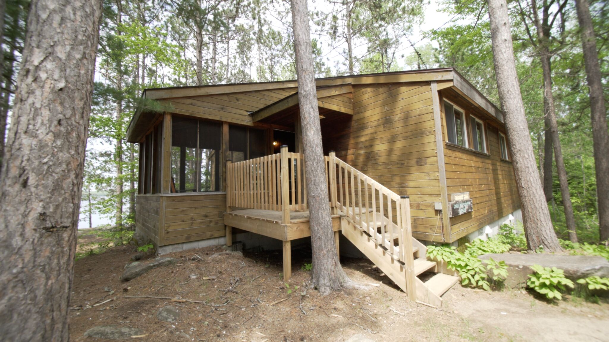 Tamarack Cottage - Outside